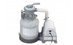 Песочный фильтр-насос 220В, 5100 л/ч SummerEscapes Р52-1600