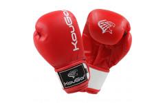 Перчатки боксерские KouGar KO200-12, 12oz, красный