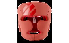 Боксерский шлем UFC PRO Tonal красный, размер S