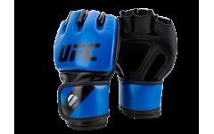 Перчатки MMA для грэпплинга 5 унций (Синие L/X) UFC