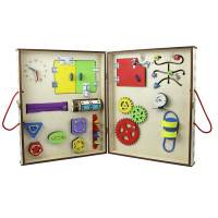 Бизи-чемодан Kampfer Big Book