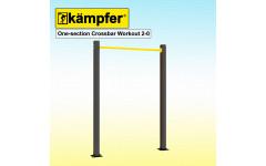 Турник Воркаут Kampfer One-section Crossbar Workout 2-0