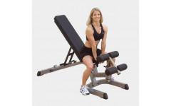 Универсальная регулируемая скамья--Body Solid Gfid-71
