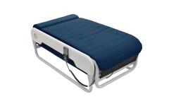 Массажная кровать Lotus CARE HEALTH PLUS M18 Синяя