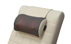 Массажный подголовник для кресла EGO EG808 Крем (Арпатек)