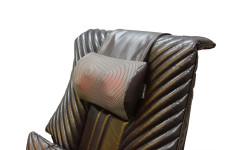 Массажный подголовник для кресла EGO EG808 Кофе (Арпатек)