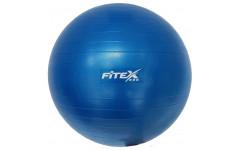 Гимнастический мяч, 75 см, синий FITEX PRO